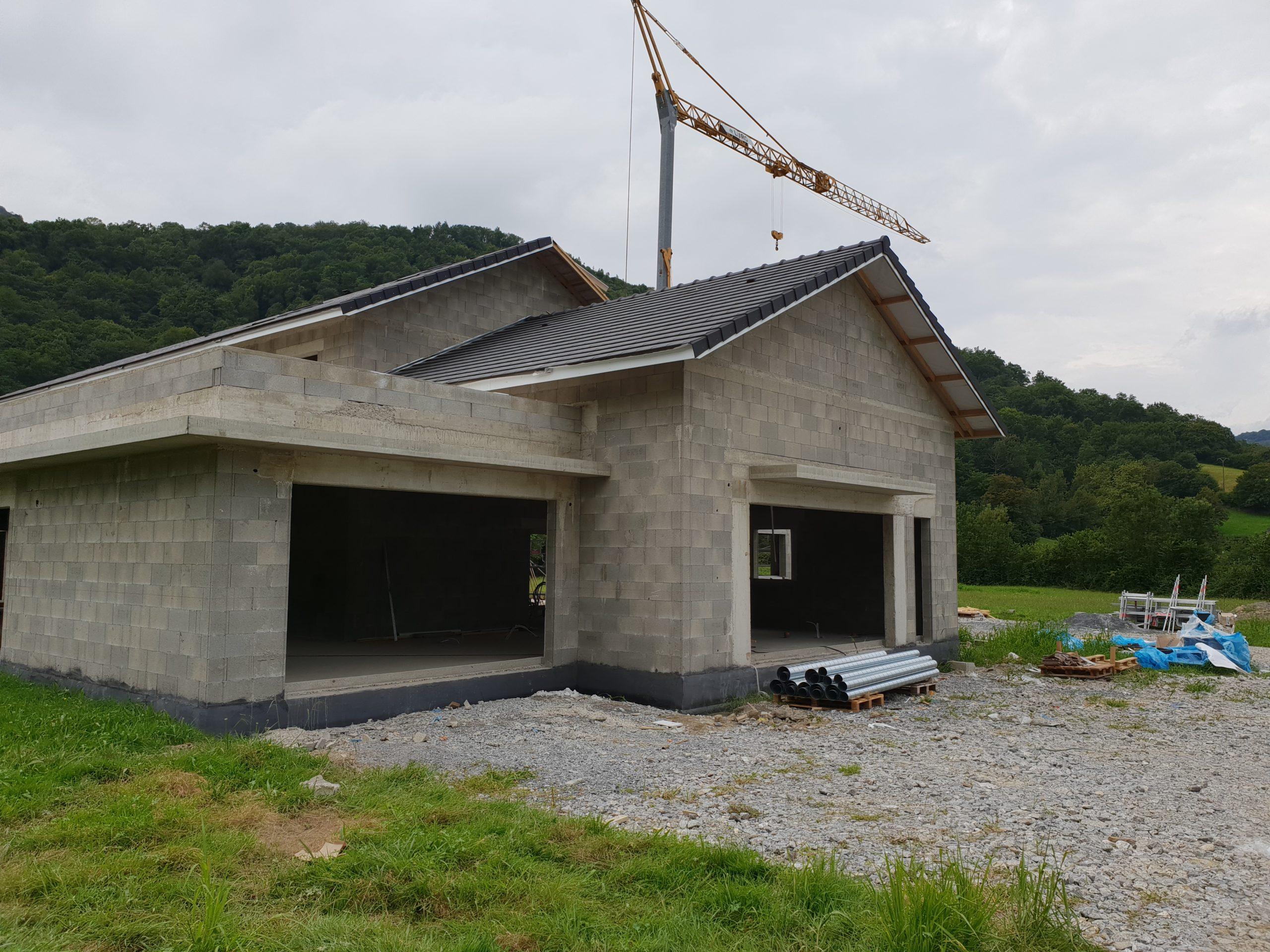 construction clinique vétérinaire