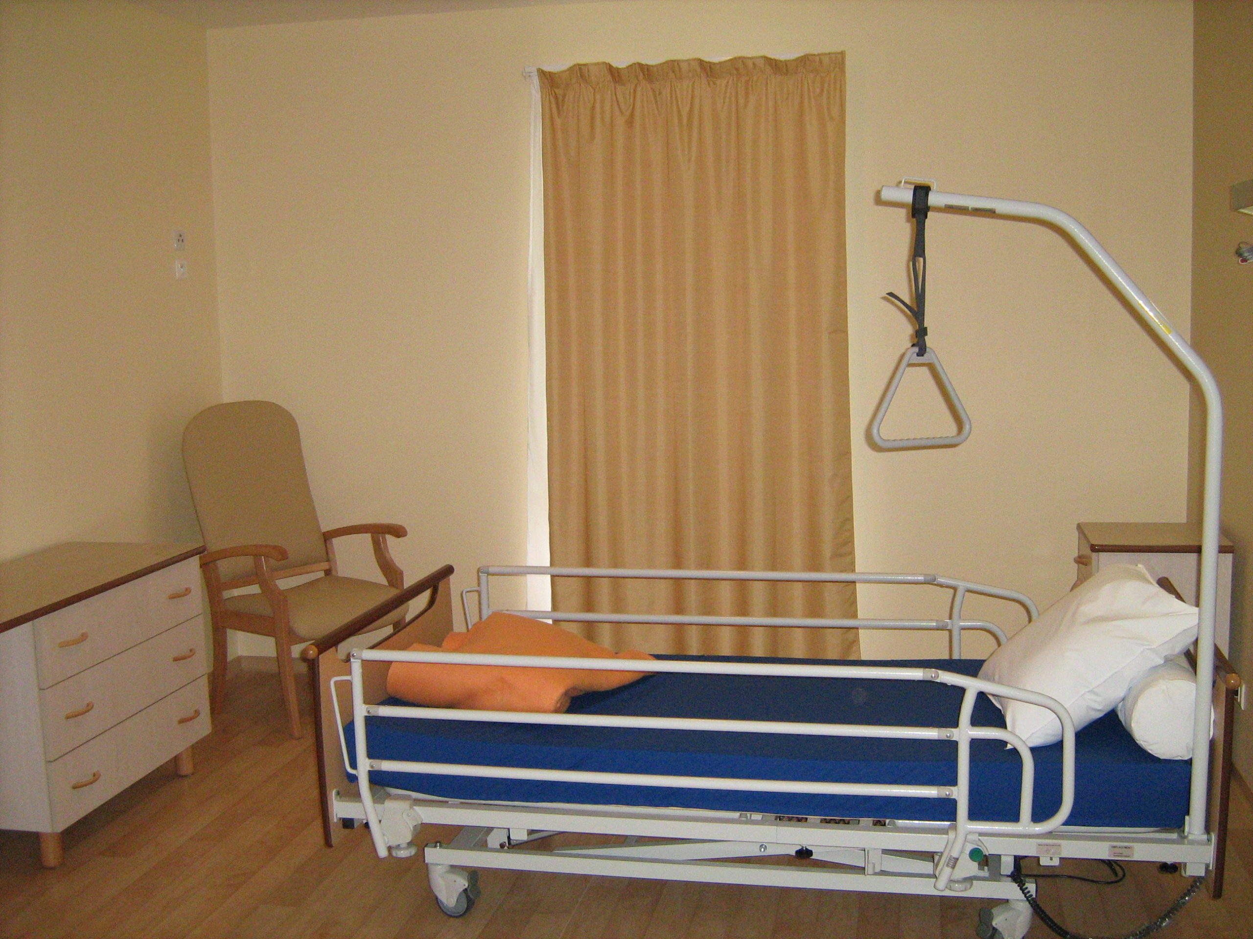 rpa chambre médicalisée