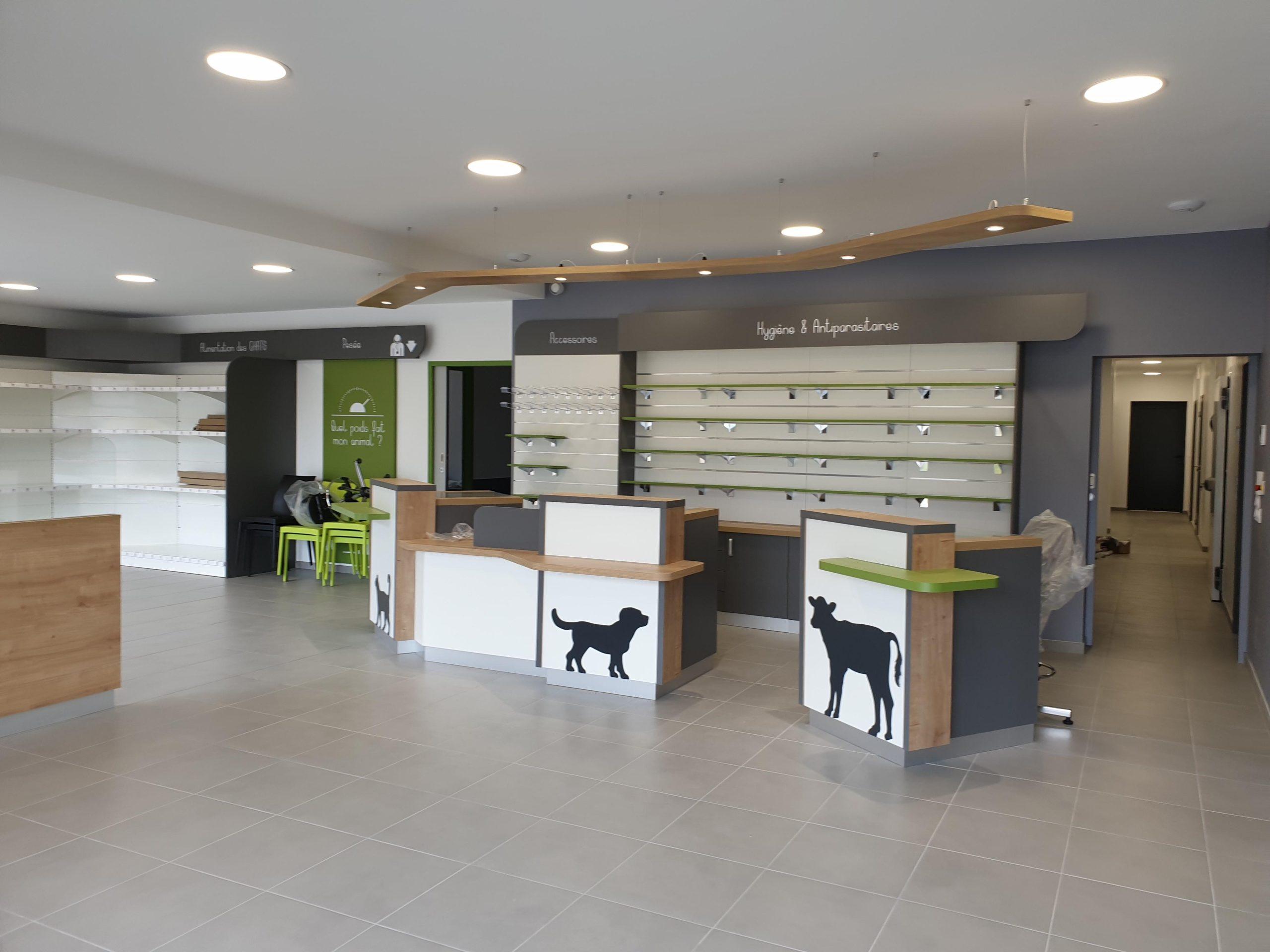 accueil clinique vétérinaire tardets